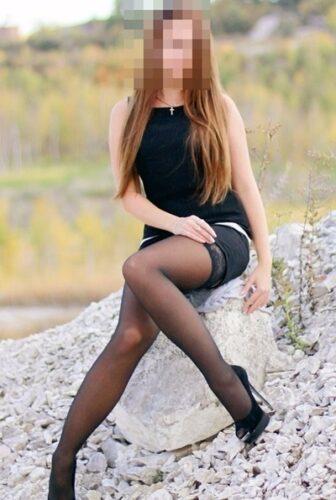 Modellik Yapan escort bayan Çağla